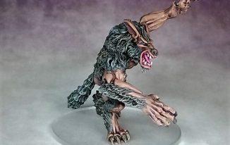 I am Werewolf, Hear me roar!
